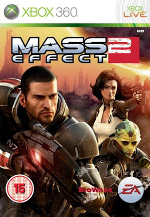 Rebecca Mayes Live Show | Mass Effect 2