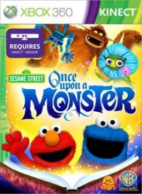 Seasame Street Once Upon A Monster