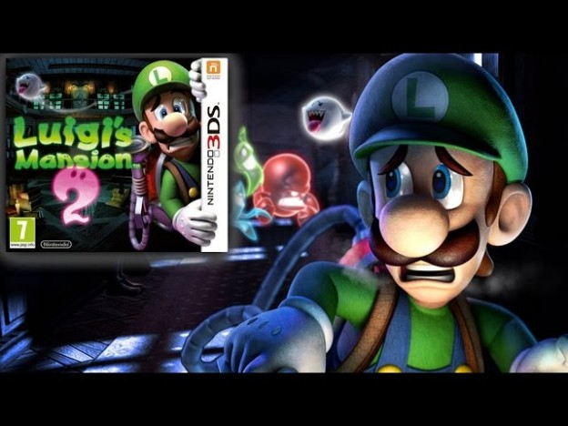 Luigi's Mansion 2: Dark Moon Guide 3DS (PEGI 7)