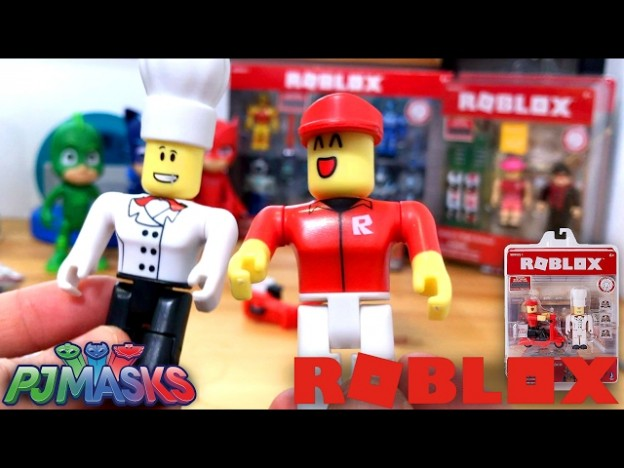 Pj Masks Toys Order Roblox Pizza Place Surprise Game People Blog