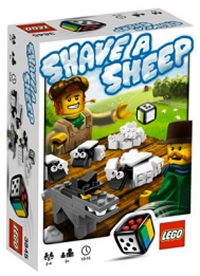 Lego Shave a Sheep
