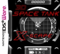 Novel Gamer Show | 3D Space Tank / X-Scape