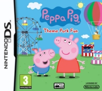 Peppa Pig Theme Park Fun