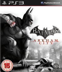 Novel Gamer Show | Batman: Arkham City