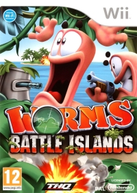 Worms Battle Islands
