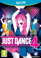 FGTV: Just Dance 4 Hands On Wii U
